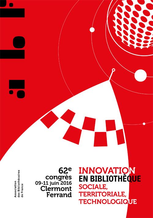 Affiche 62e congrès national de l'ABF