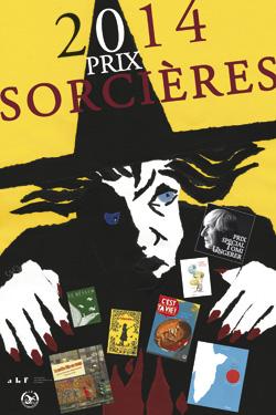 Affiche prix sorcières 2014