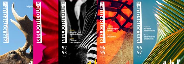 Couvertures Bibliothèque(s)
