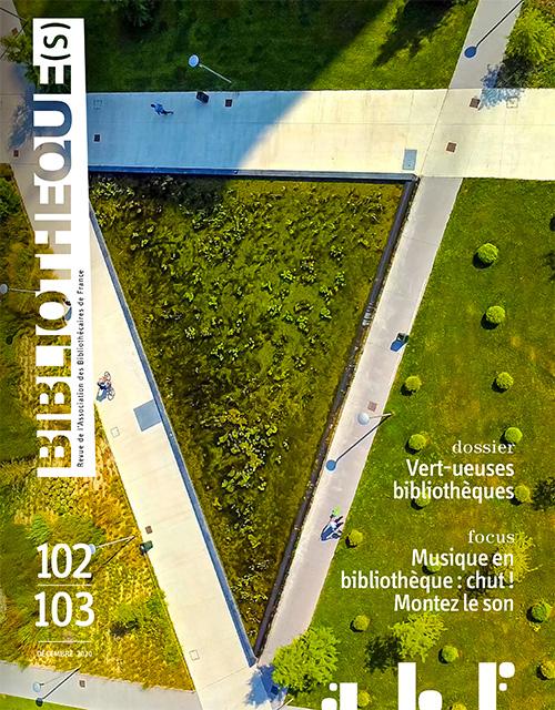couverture Bibliothèque(s) n°102-103