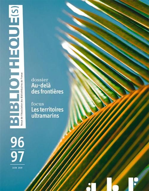 couverture Bibliothèque(s) n°96-97