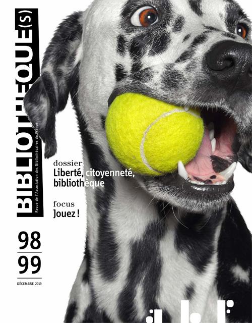 couverture Bibliothèque(s) n°98-99